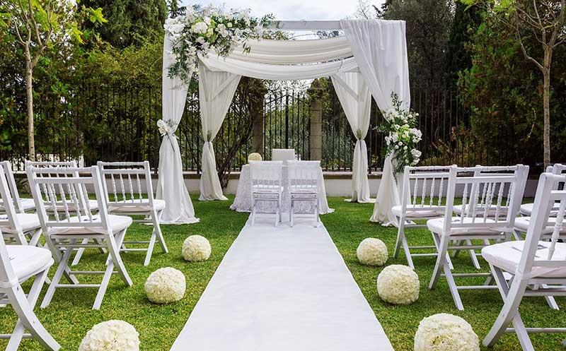 Sientomariposas organizaci n de bodas y eventos en c diz for Arreglo de boda en jardin